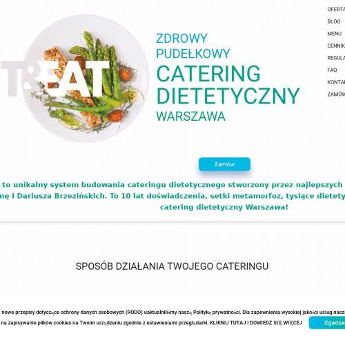 Catering fit - Warszawa