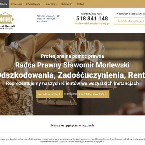 Adwokat odszkodowania - Łódź
