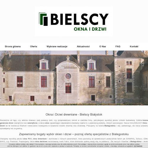 Drzwi drewniane - Białystok