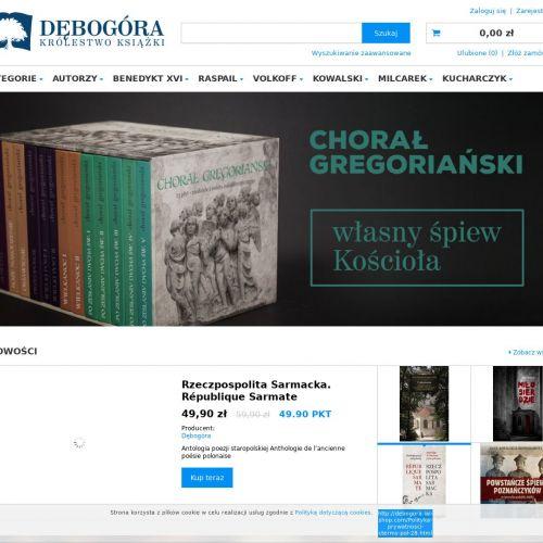Internetowa księgarnia duchowa