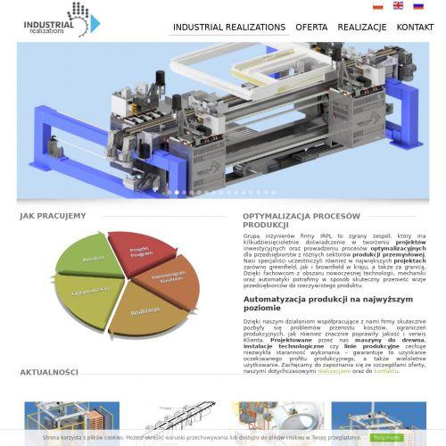 Projekty maszyn indywidualnych