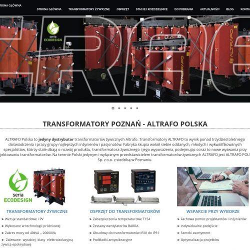 Zabezpieczenia termiczne do transformatora
