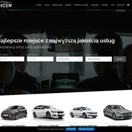 Wynajem Audi wynajem Warszawie