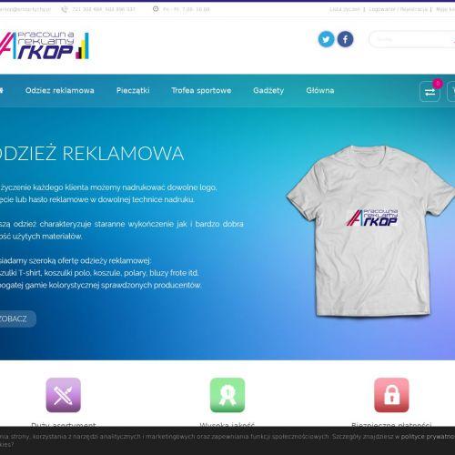 Koszulki reklamowe z nadrukiem
