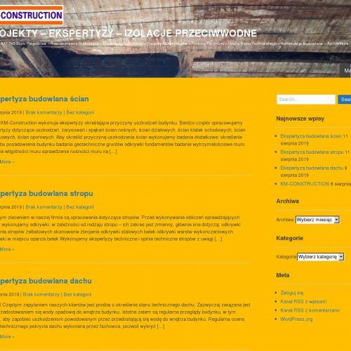 Inwentaryzacje budowlane budynków mieszkalnych