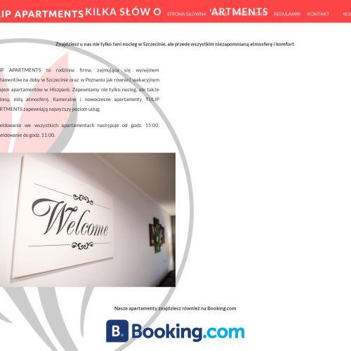 Apartament do wynajęcia w centrum Szczecina