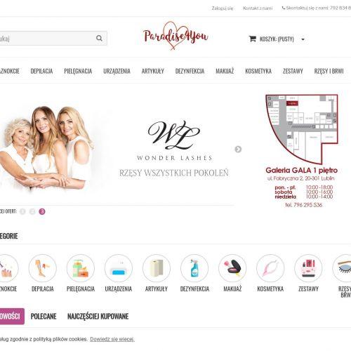 Hurtownia kosmetyczna online