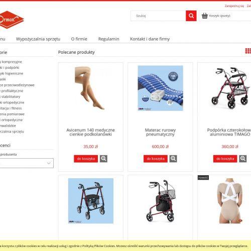 Balkoniki ortopedyczne i materace pneumatyczne