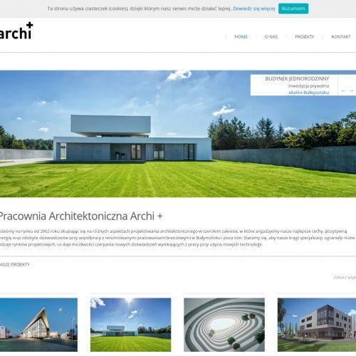 Projekty budynków użyteczności publicznej