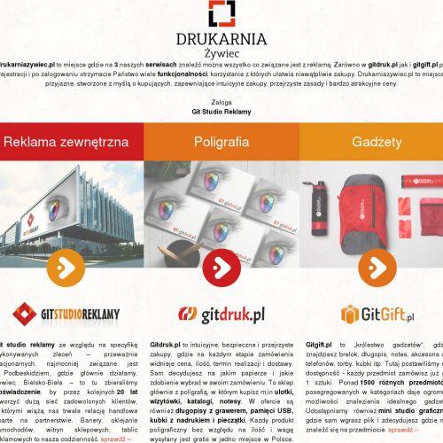 Studio reklamy w Żywcu
