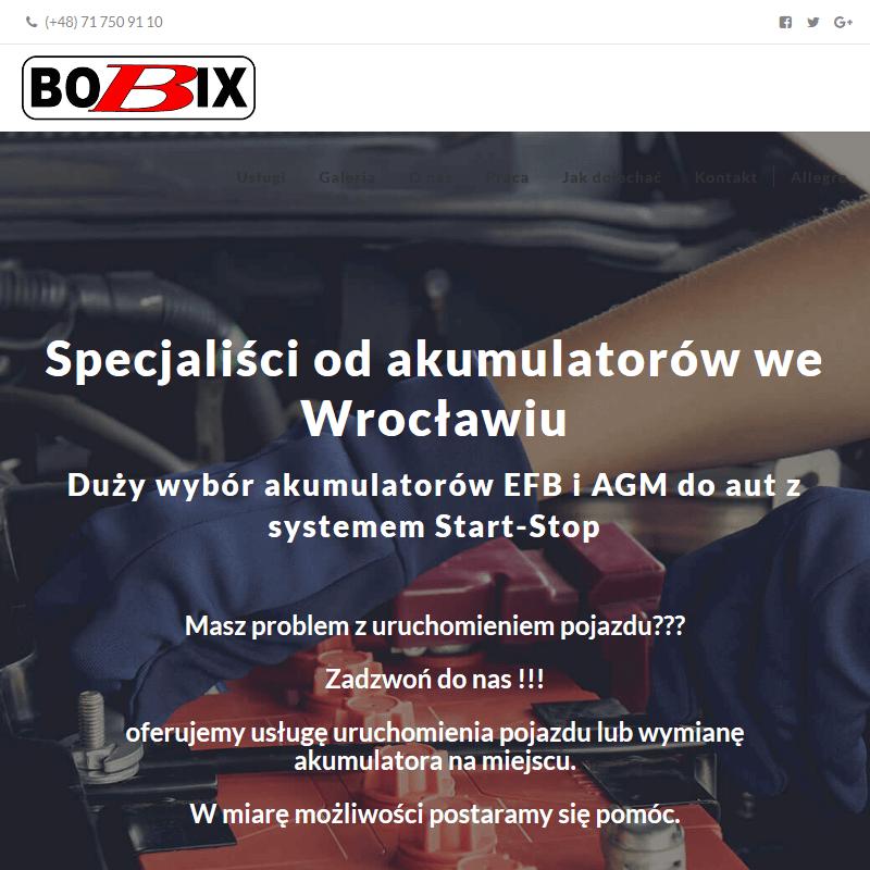 Prostowniki samochodowe - Wrocław