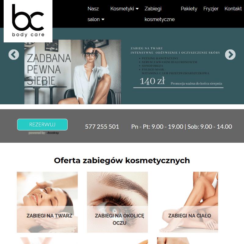 Oczyszczanie twarzy - Kraków