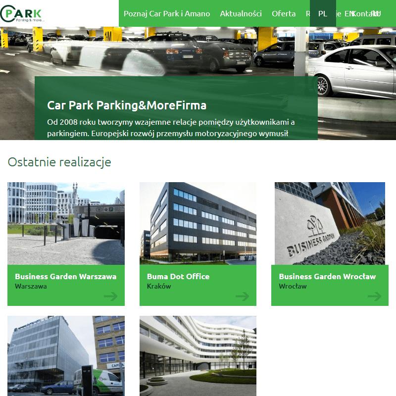 Obsługa parkingów - Wrocław