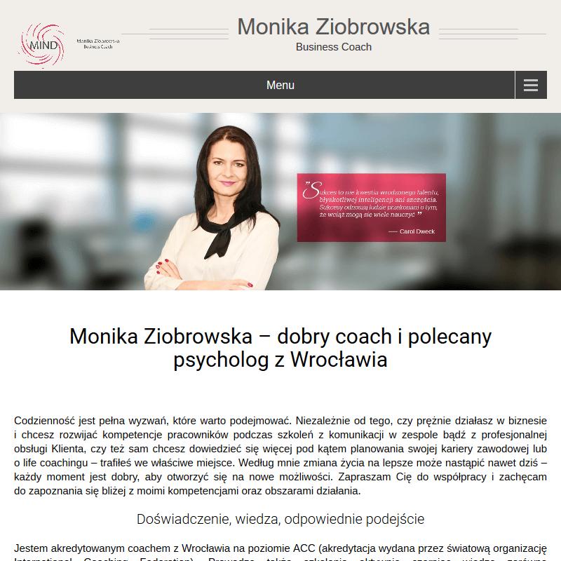 Coaching zawodowy - Wrocław