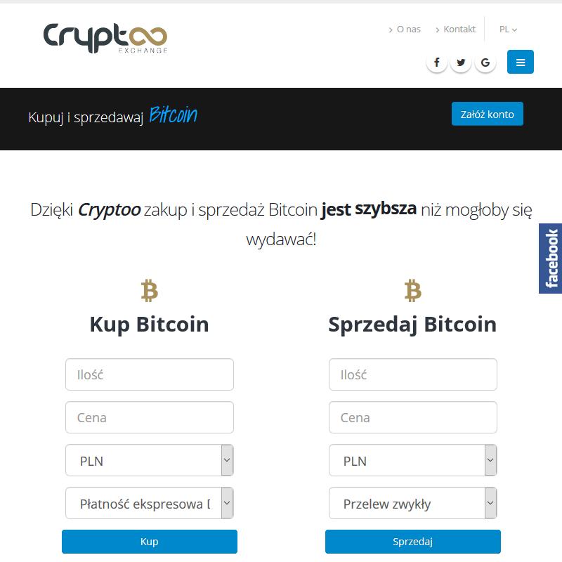 Bitcoin za gotówkę