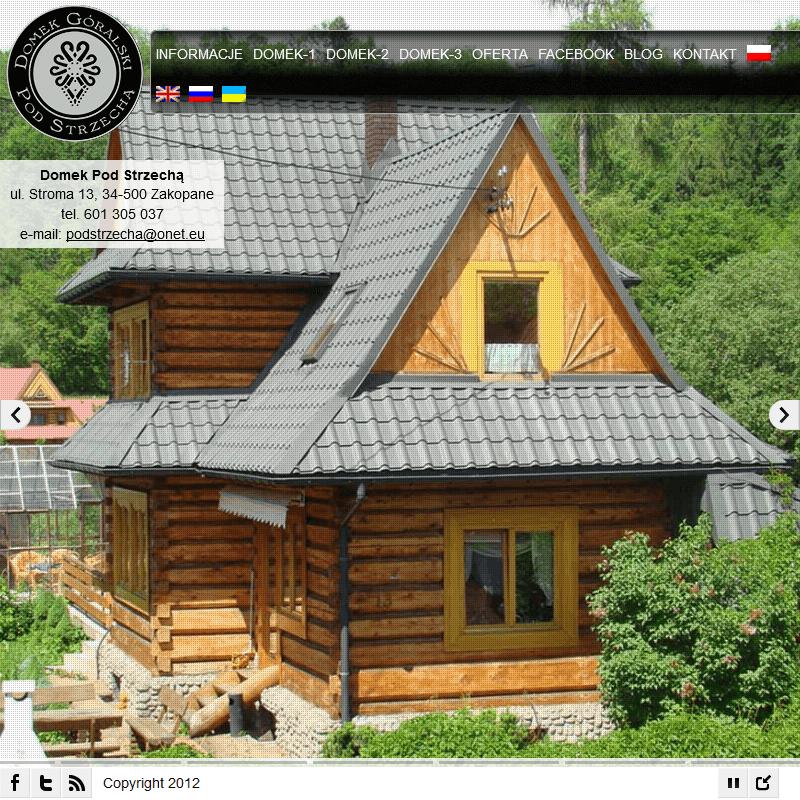 Góralski dom - Zakopane