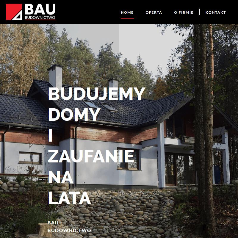 Budowa domu od podstaw - Warszawa