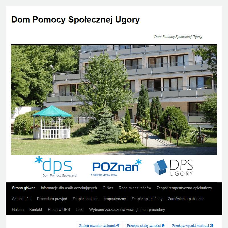 Dom starości w Poznaniu