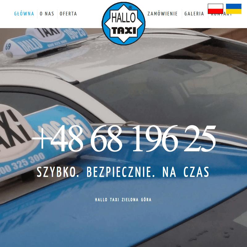 Taxi - Krosno Odrzańskie
