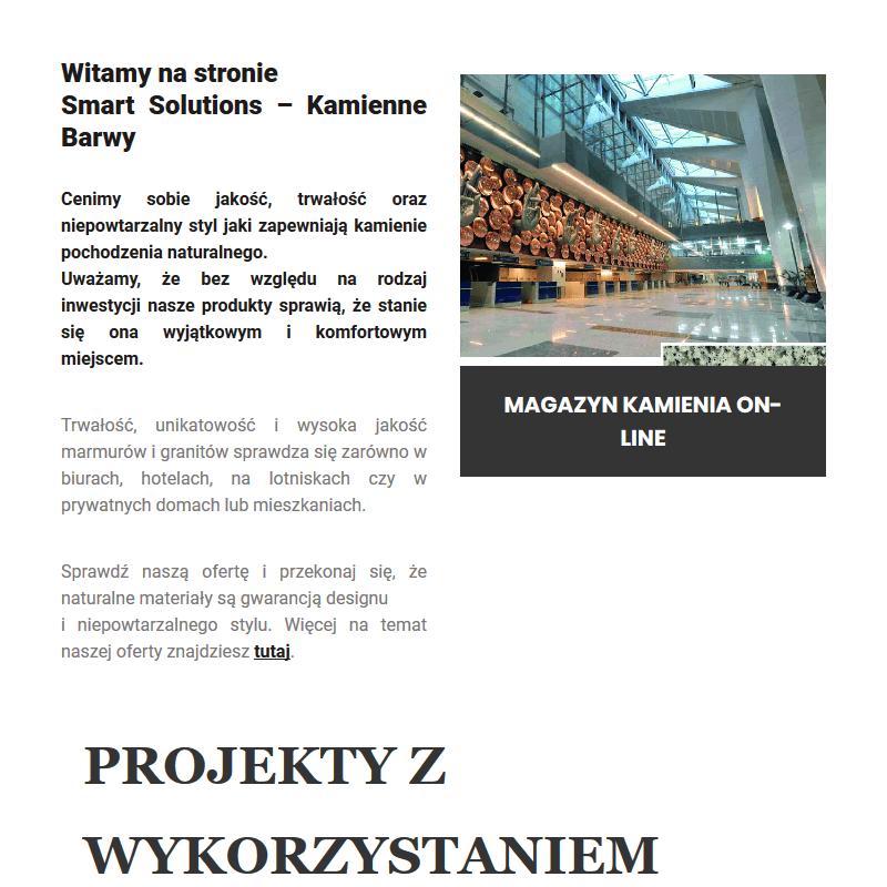 Tani granit - Warszawa