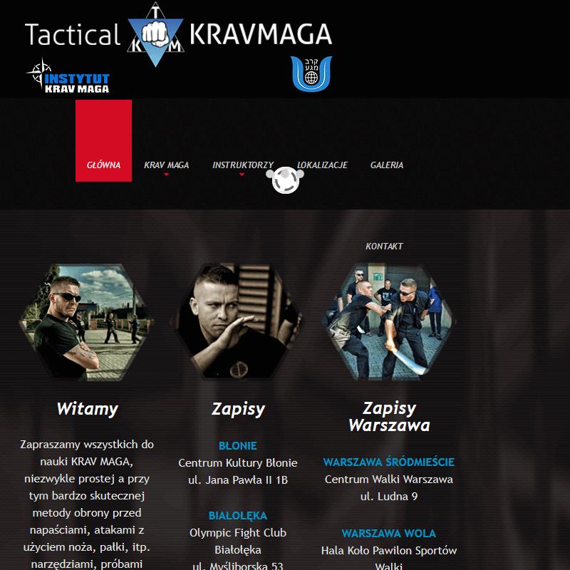 Treningi Krav Maga - Warszawa