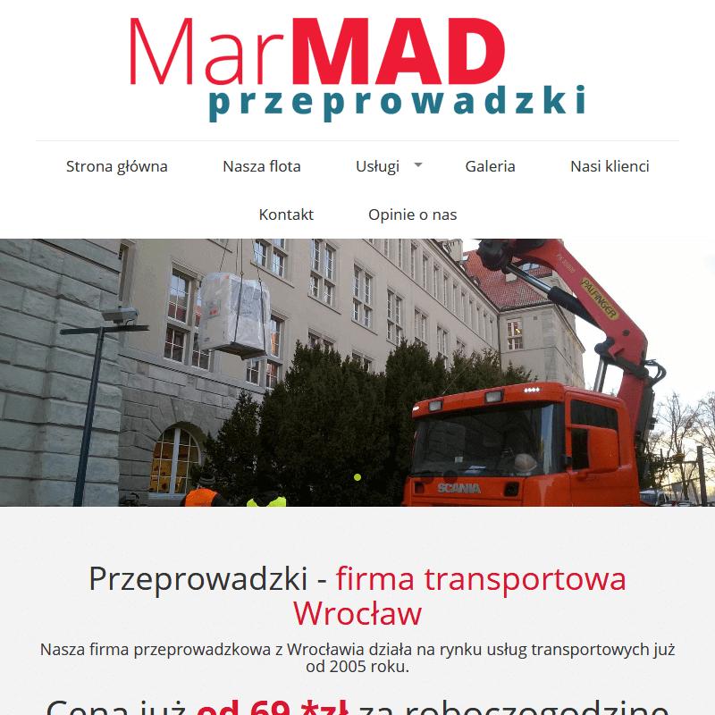 Przeprowadzki biur - Wrocław