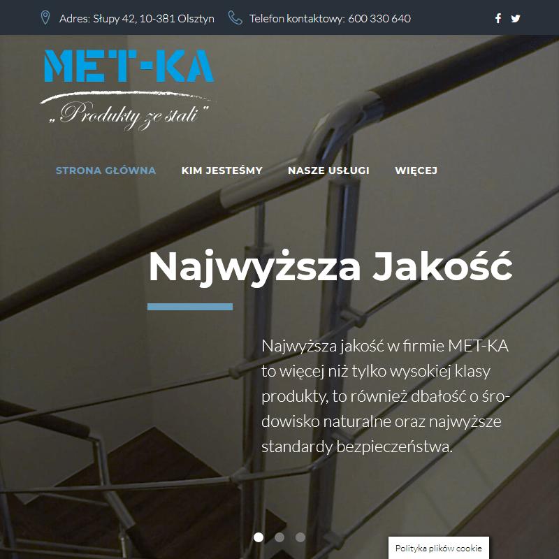 Produkcja szkieletów stalowych - Olsztyn