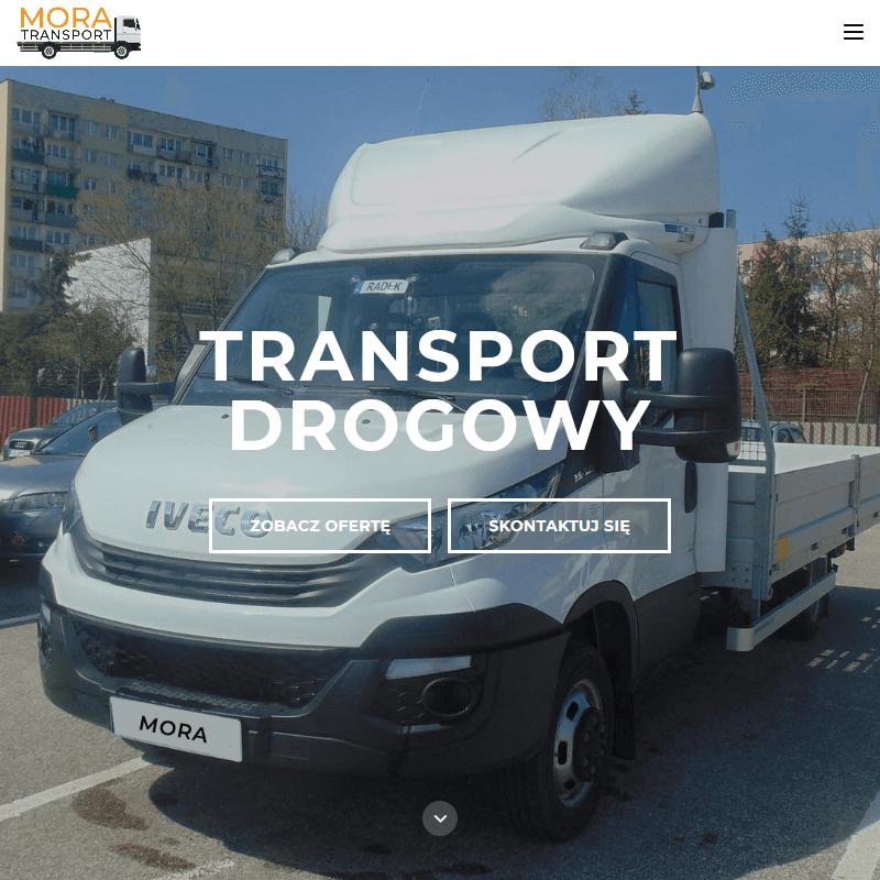 Transport prasy rolniczej