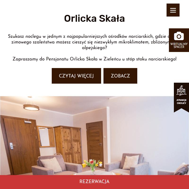 Hotel dla narciarzy - Duszniki