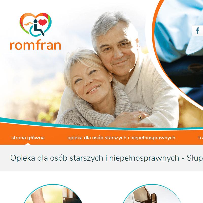 Opieka seniorów - Sławno
