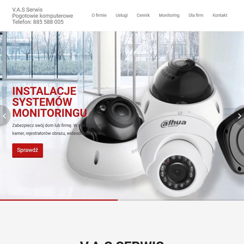 Serwis komputerowy dla firm - Łódź