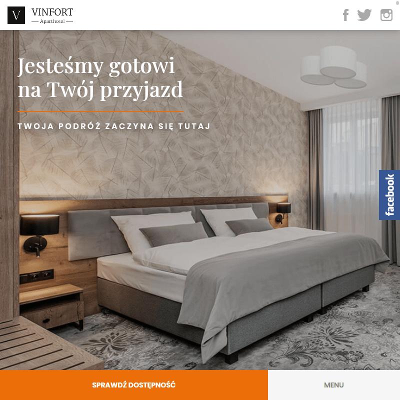 Luksusowe apartamenty - Kraków Podgórze
