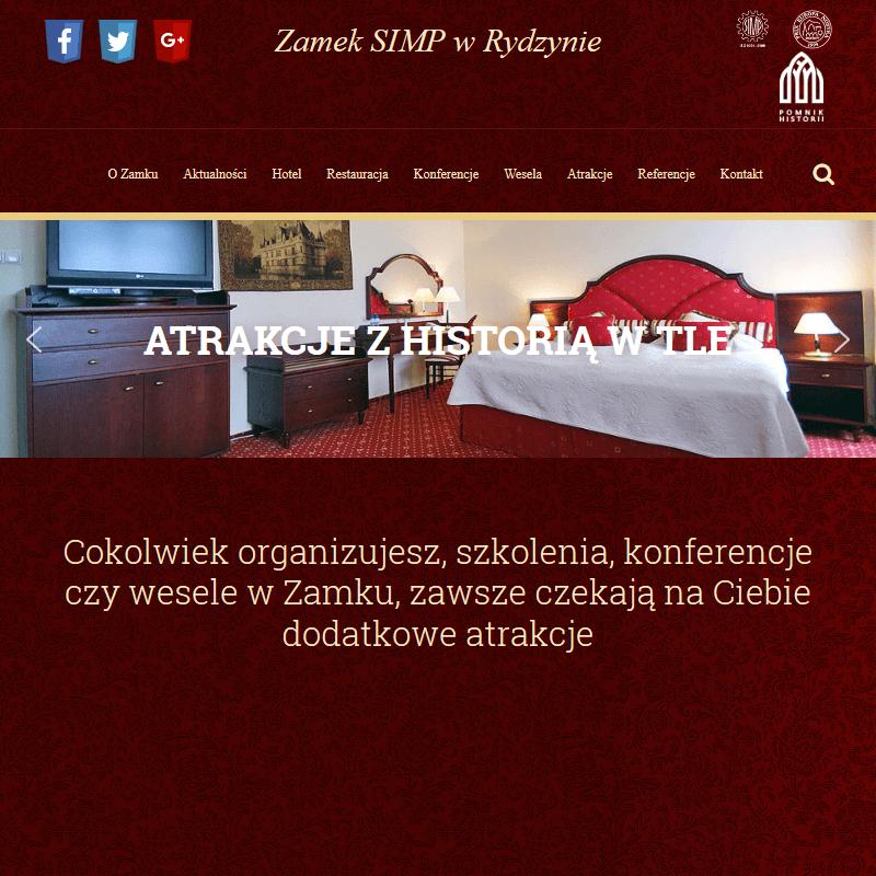 Hotele zamkowe w Polsce