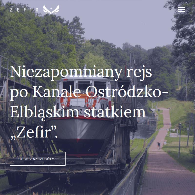 Żegluga - Ostróda