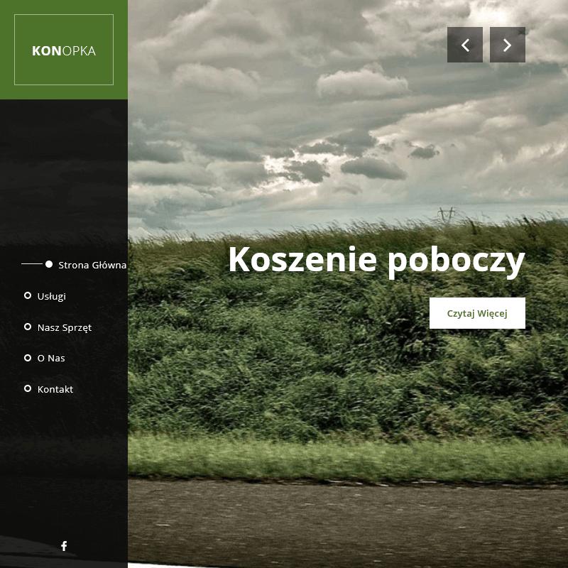 Koszenie dróg - Rawicz